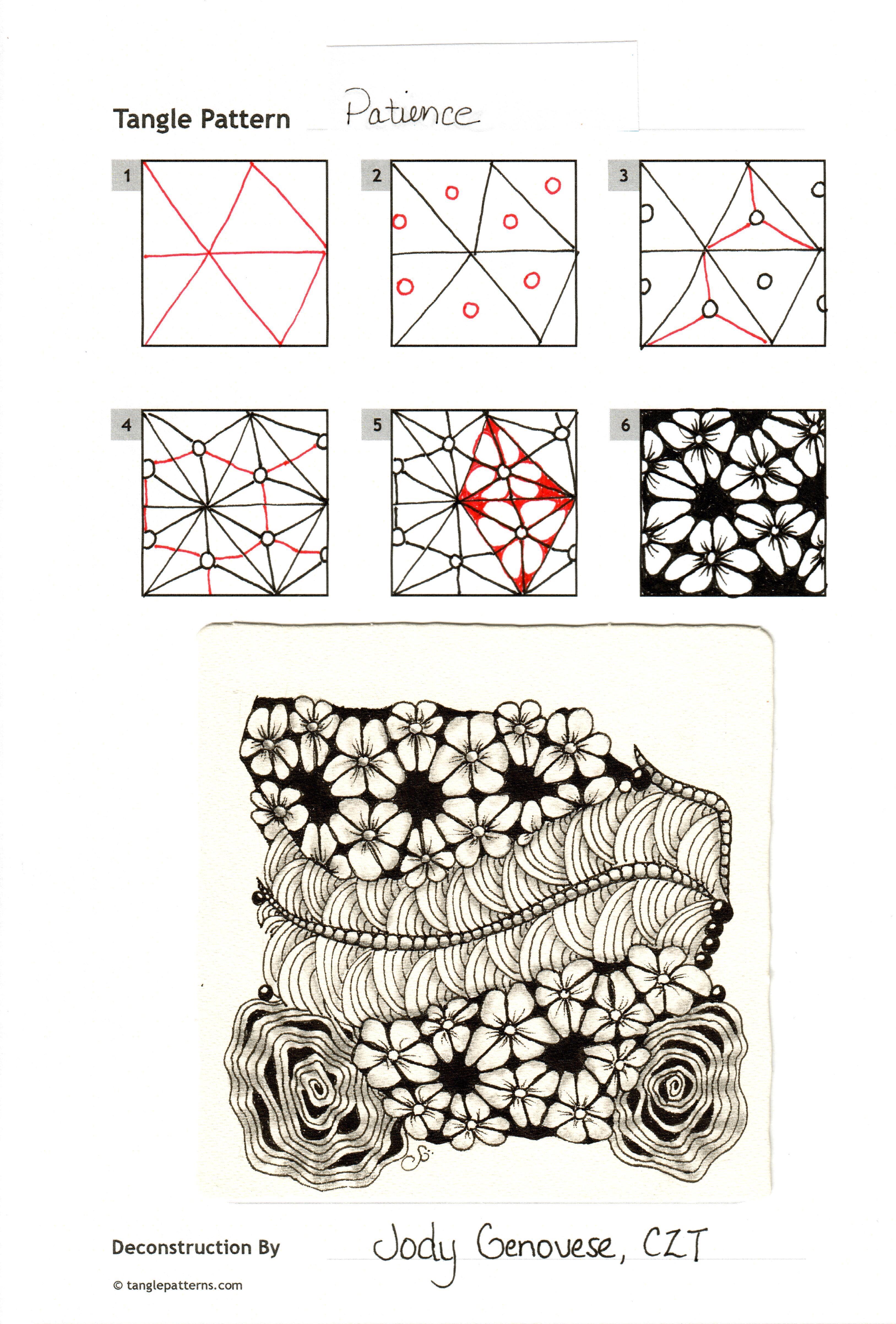 Tangle Patterns Amazing Inspiration Ideas
