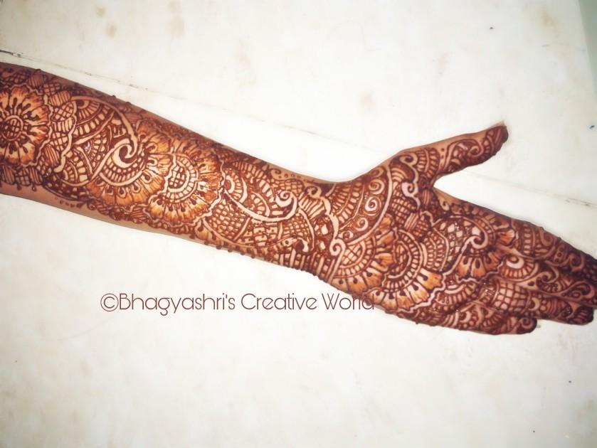 Mehendi designs bhagya (2)